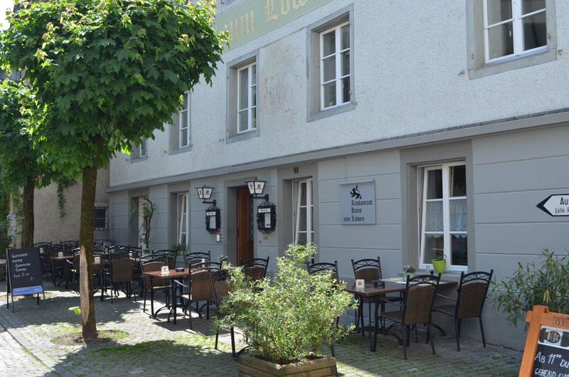 Restaurant Haus zum Löwen
